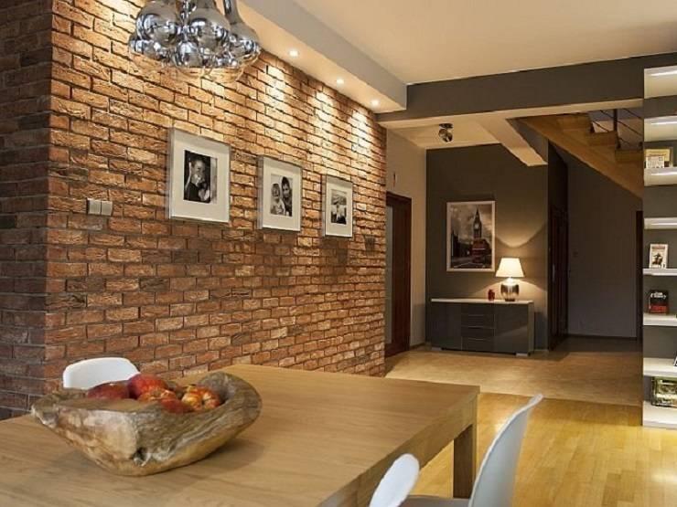 Кирпичная стена в интерьере: 100+ фото красивого дизайна