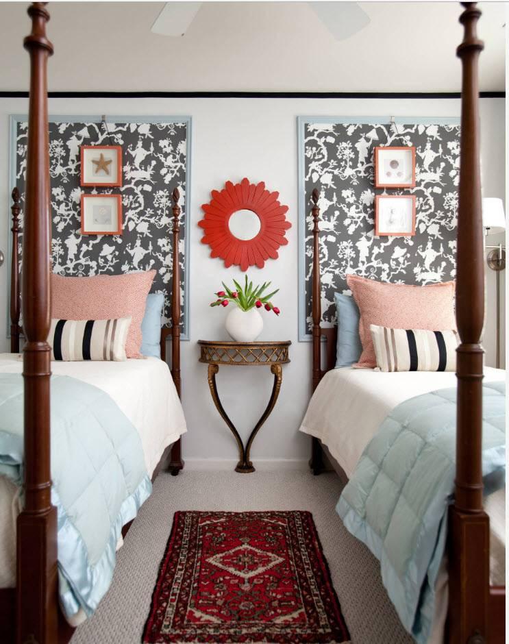 Белые стены в спальне: советы по выбору цвета и мебели, дизайнерские идеи оформления интерьера (130 фото)