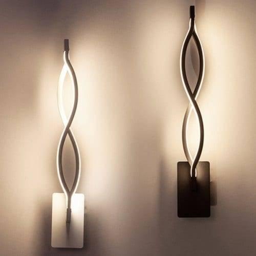 Точечные светильники – советы по подбору, конструктивные особенности и монтаж (120 фото)