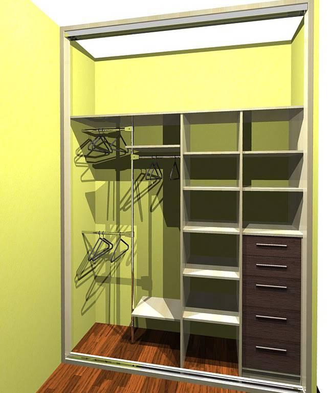 Распашные шкафы в прихожую: разновидности и выбор