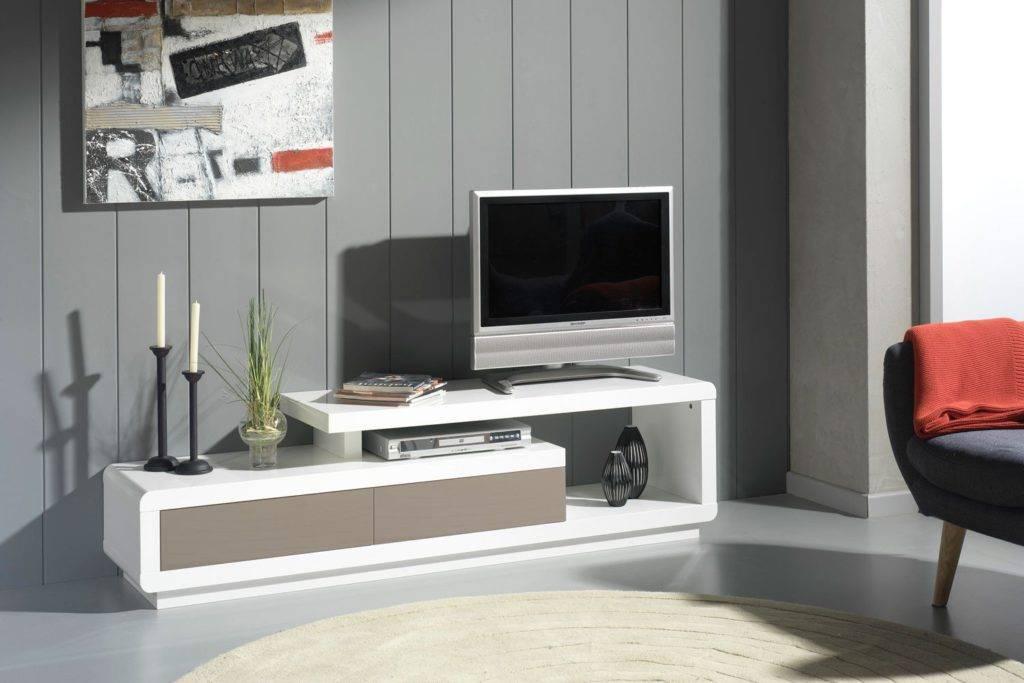 Тумба под телевизор: современные модели, а также идеи размещения в интерьере