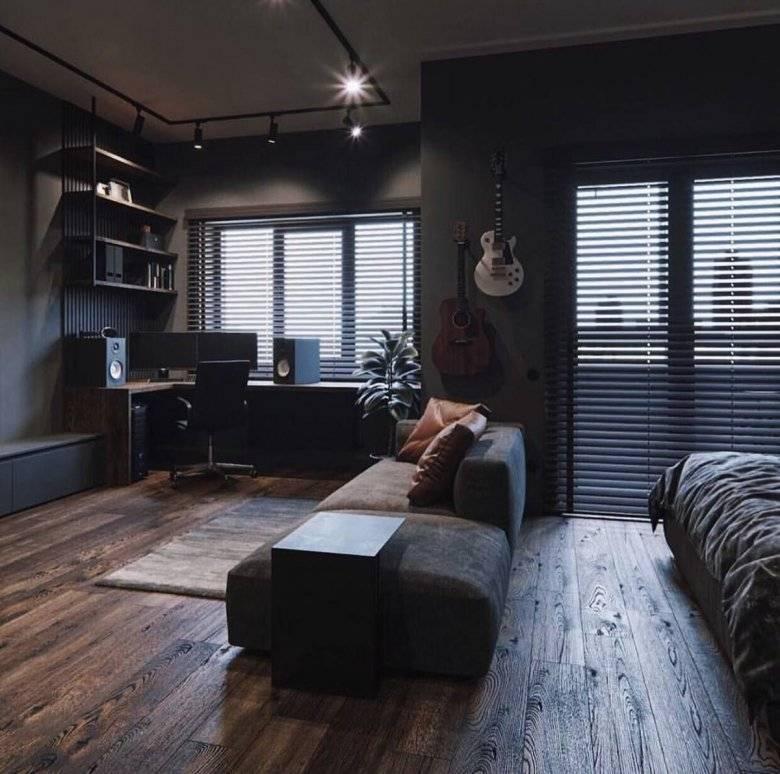 Дизайн гостевой комнаты +50 фото примеров интерьера
