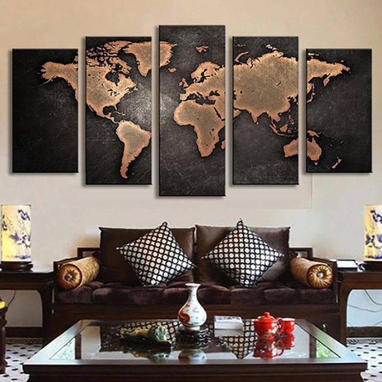 Роспись стен в интерьере квартиры, различные техники. фото