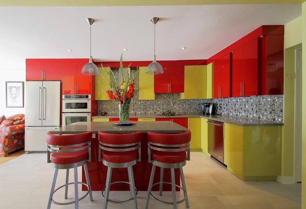 Фиолетовый цвет в интерьере кухни - 75 фото новинок яркого дизайнакухня — вкус комфорта