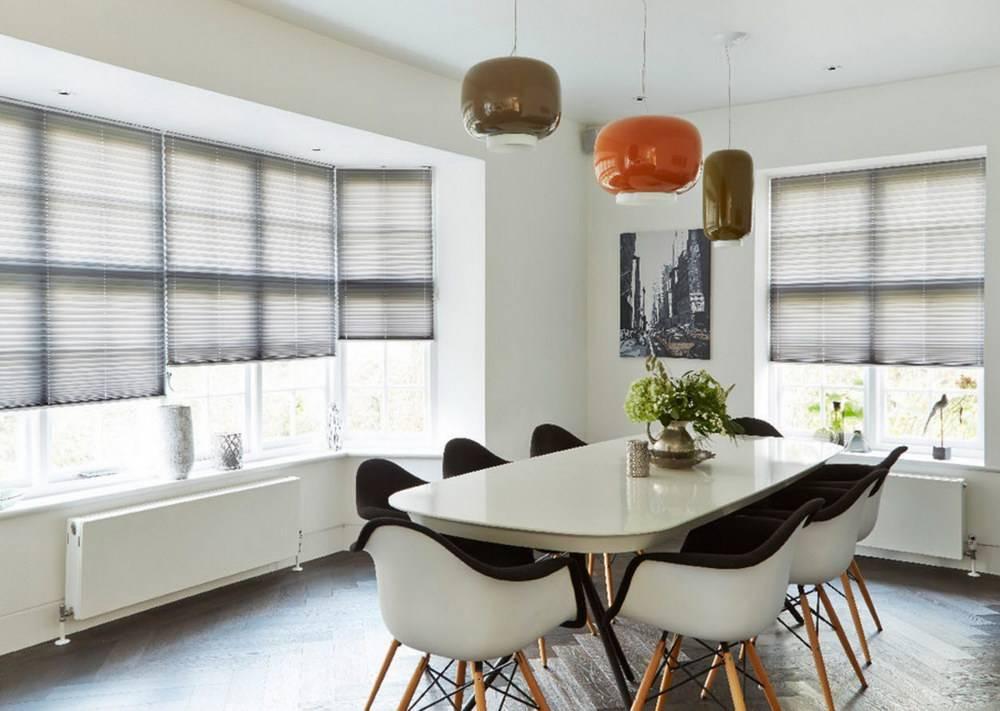 Новинки штор для кухни 2021 года: примеры красивого и стильного дизайна штор в интерьере современной кухни (150 фото)
