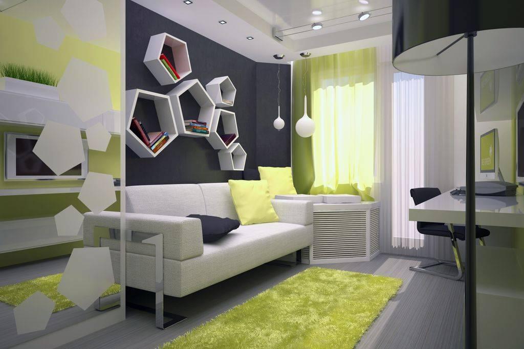 Детская комната 12 кв. км. - оформляем стильный и уютный дизайна (65 фото)