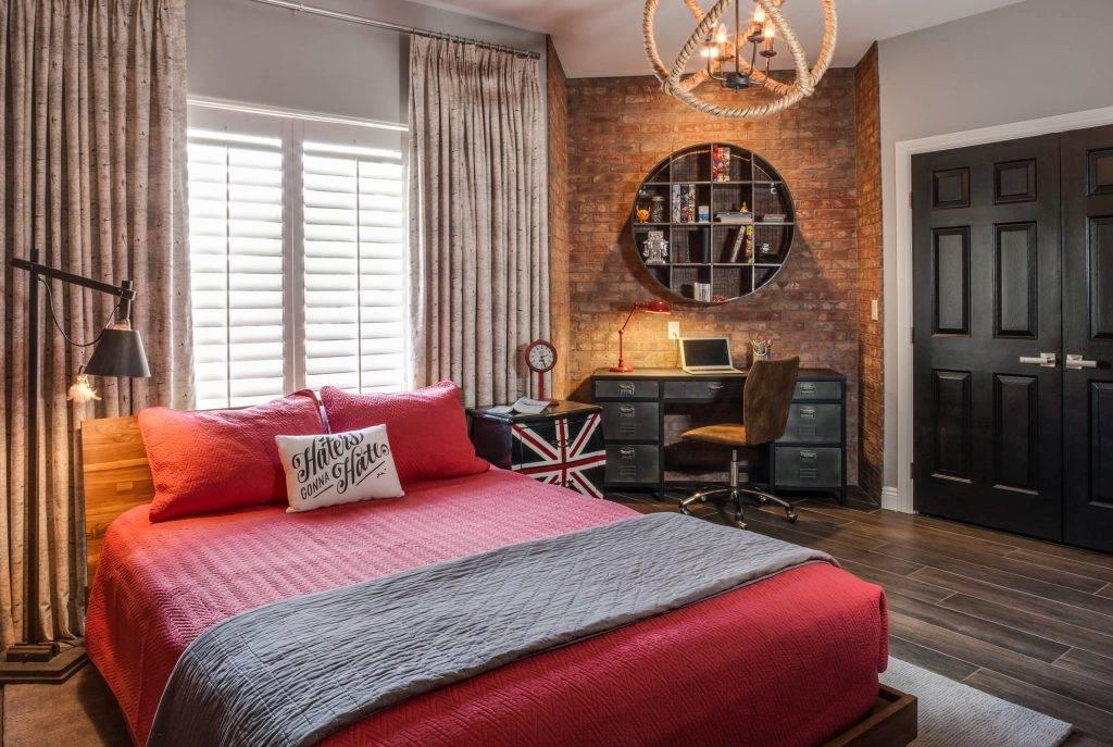 Гостиная в стиле лофт – предпочтение креативной творческой богемы (240+фото). эффектный дизайн с минимальной отделкой (мебель, освещение, предметы интерьера)