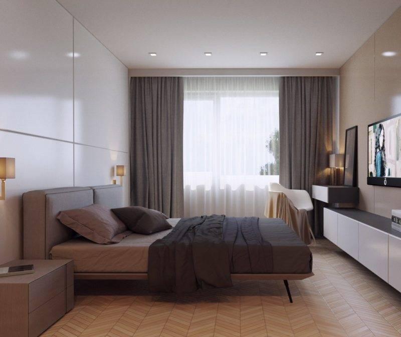 Большая спальня: красивые идеи дизайна, тренды сезона, 150 фото примеров интересного сочетания цветов