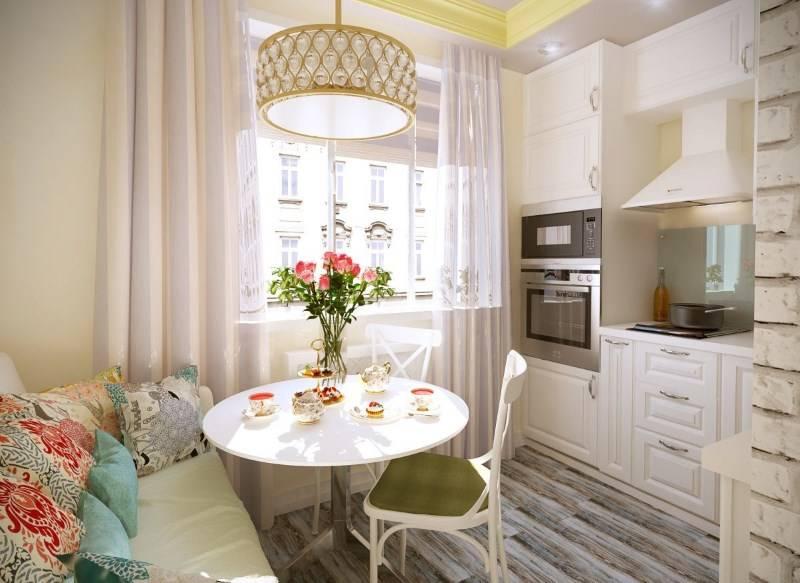 Кухня 7 кв. м. - 80 фото функционального и уютного дизайнакухня — вкус комфорта