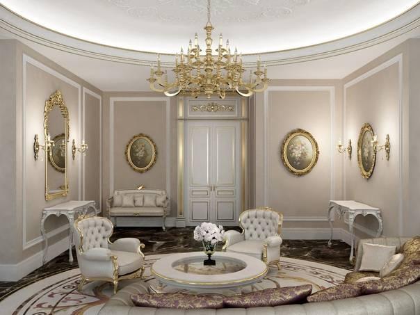 Арабский стиль в интерьере: отделка, декор, освещение (70 фото)