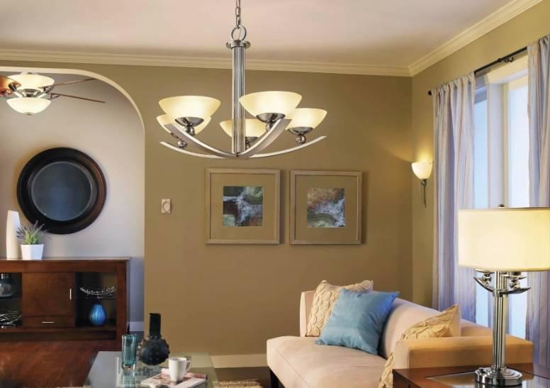 Натяжные потолки для зала: лучшие примеры дизайна (110 фото вариантов)