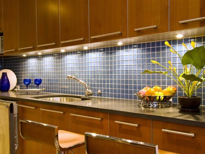 Фартук для кухни из керамической плитки: выбор и дизайн