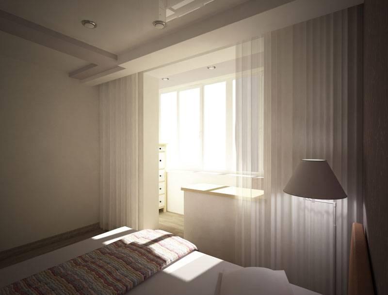 Как красиво объединить лоджию с комнатой – 70 лучших идей