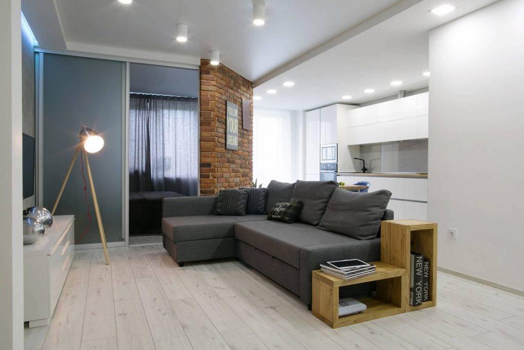 Зонирование гостиной и кухни 12-15, 16, 17, 18,20, 25, 30, 40 кв. м. идеи, 65 фото дизайна