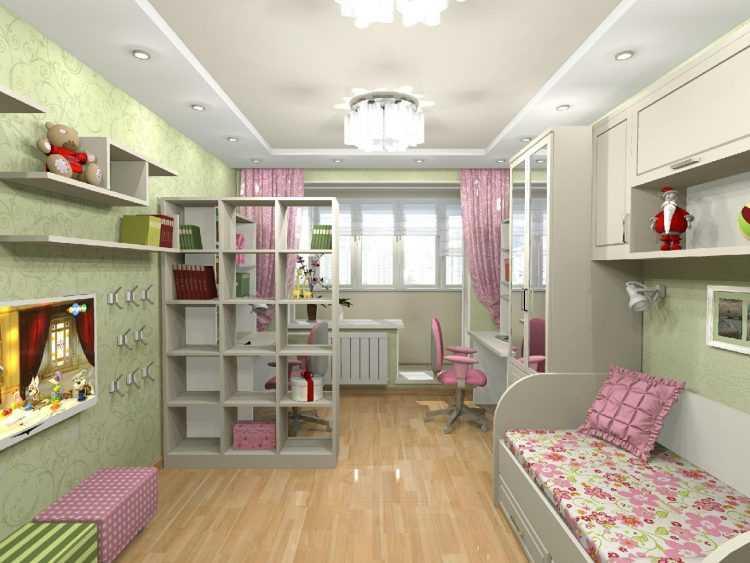 Дизайн маленькой детской комнаты: интерьер, как расставить мебель  - 23 фото