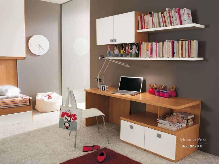 100 лучших идей дизайна: письменный стол для школьника на фото