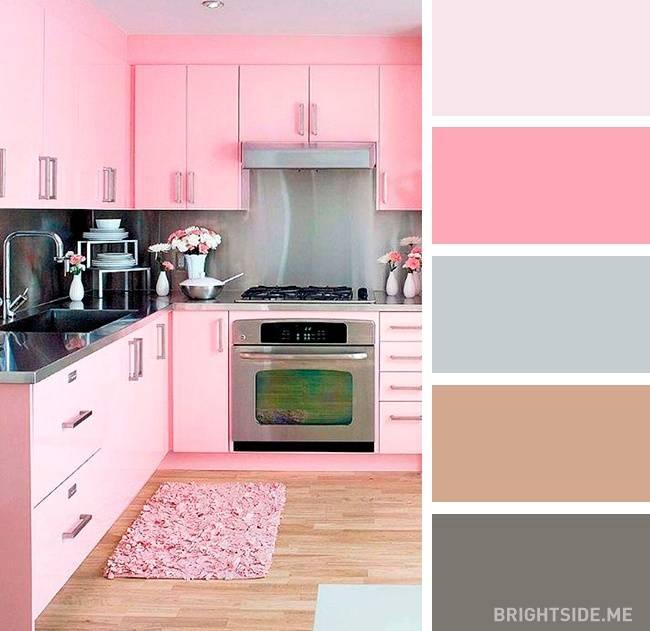 Дизайн кухни оранжевого цвета: реальные фото примеры