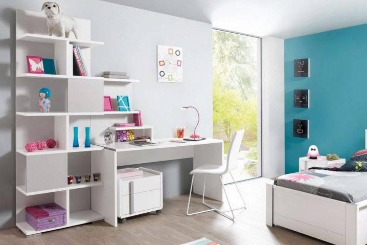 Как выбрать письменный стол с ящиками и полкой (+190 фото). практично организовываем пространство