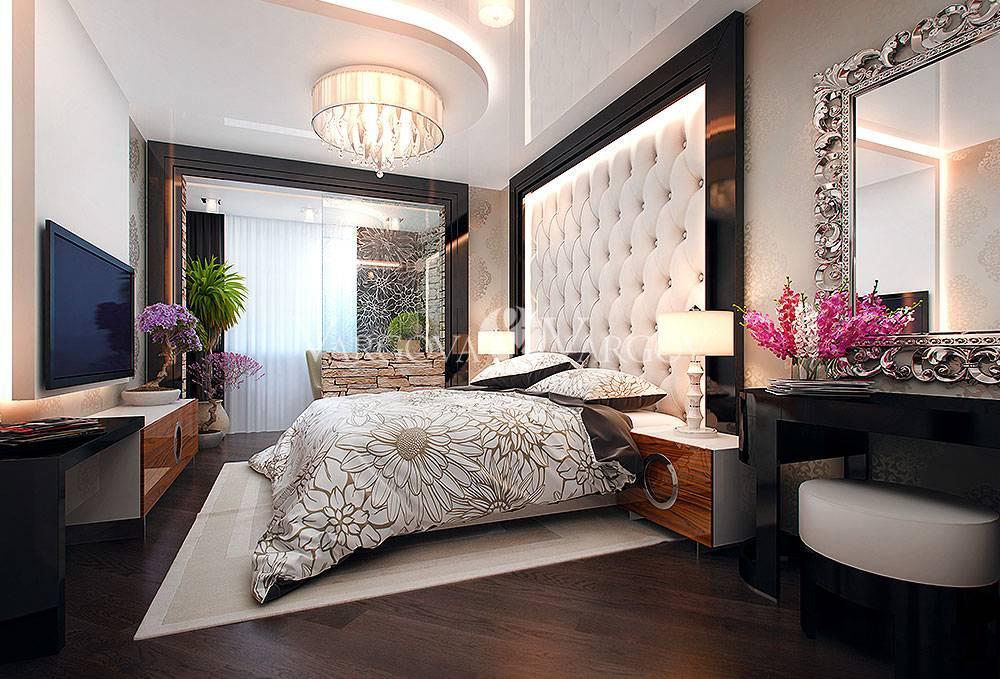 Дизайн спальни в хрущевке - 70 фото интерьеров после ремонта, красивые идеи
