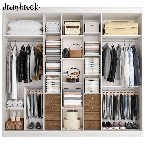 Шкаф-купе в спальне, как выбрать - фото примеров