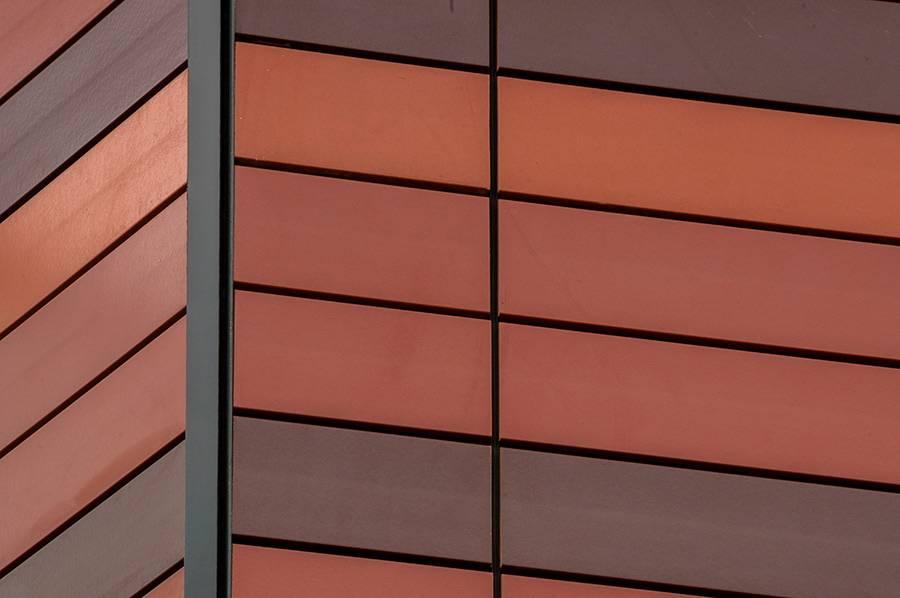 Фасадные термопанели для наружной отделки дома: монтаж