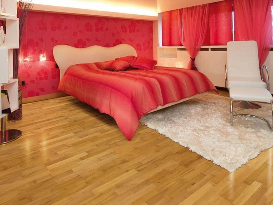 Линолеум в зал (21 фото): как выбрать покрытие для пола в квартире