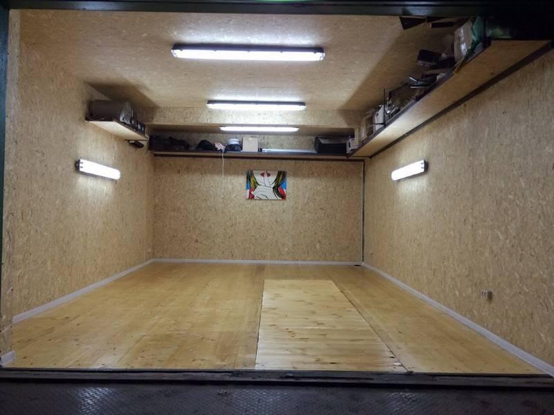 Отделка гаража внутренняя: чем обшить внутри недорого, дизайны своими руками