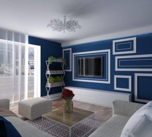 Цвет обоев — советы по выбору и особенности формирования стиля под определенный дизайн интерьера (135 фото)