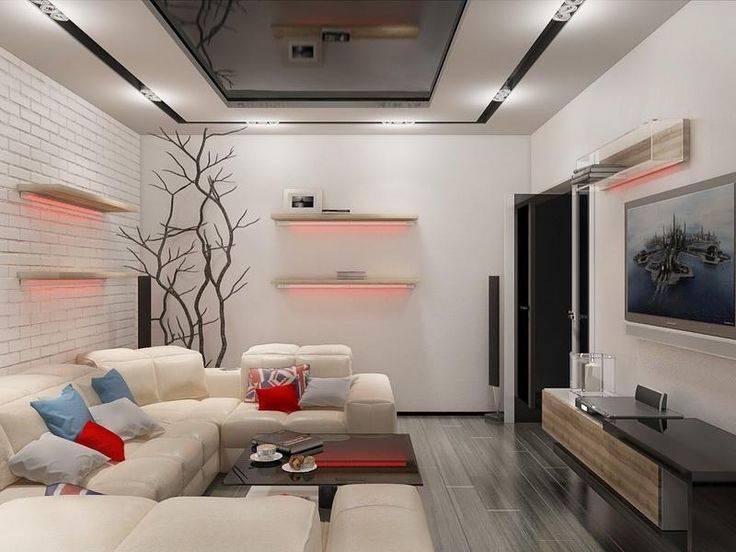 Дизайн гостиной комнаты 17 кв. м в панельном доме (40 фото): интерьер гостиной,элементы декора зала