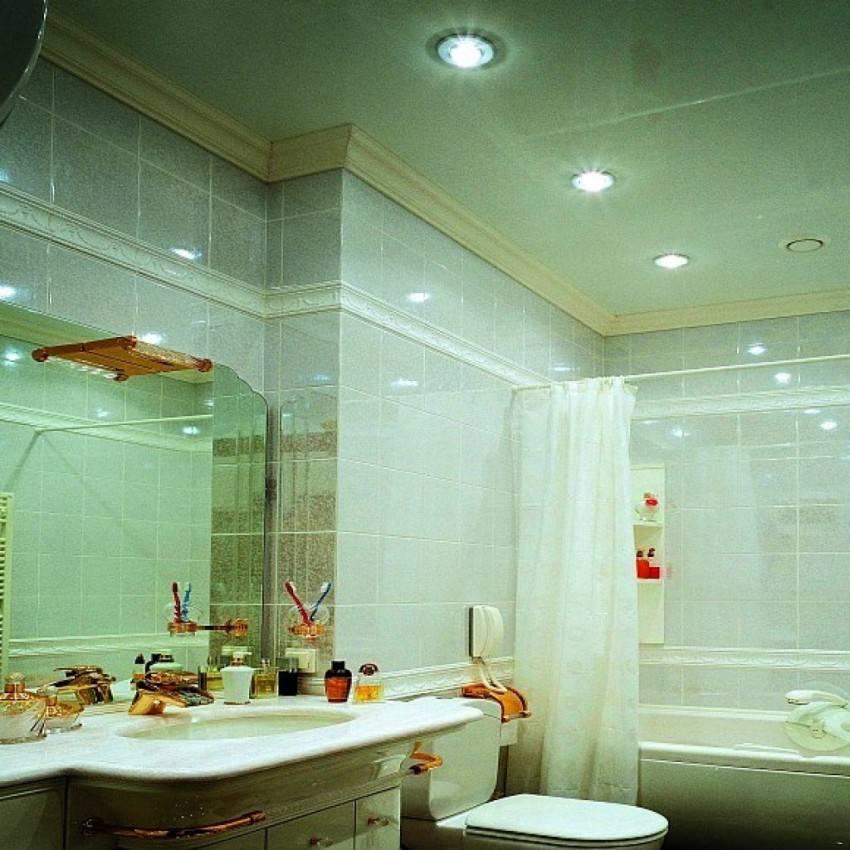 Выбираем натяжной потолок для монтажа в ванной комнате - советы, характеристики, плюсы и минусы