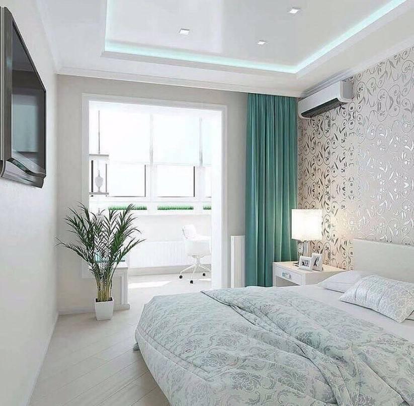 Дизайн спальни 15 м² – стандартные и оригинальные идеи - 40 фото