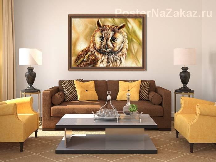 Красивые современные картины для домашнего интерьера на стену: большие, оригинальные, модные  - 34 фото