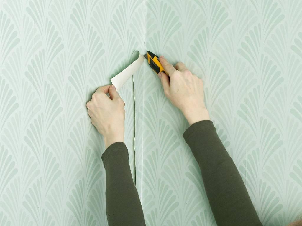 Можно ли красить виниловые обои: технология отделки    дневники ремонта obustroeno.club