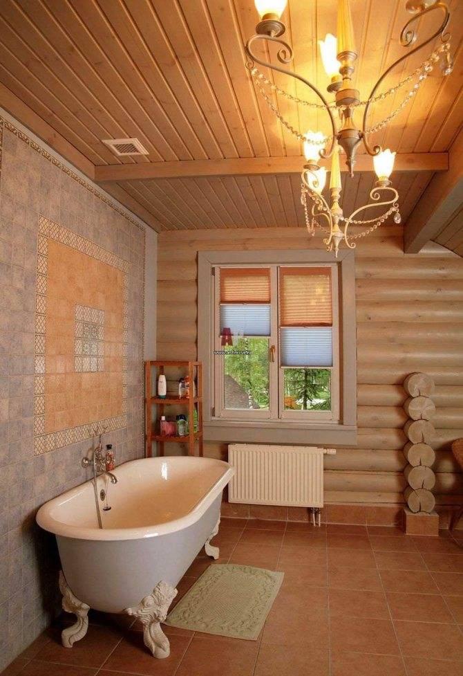 Отделка деревянных домов – особенности работ и примеры дизайна