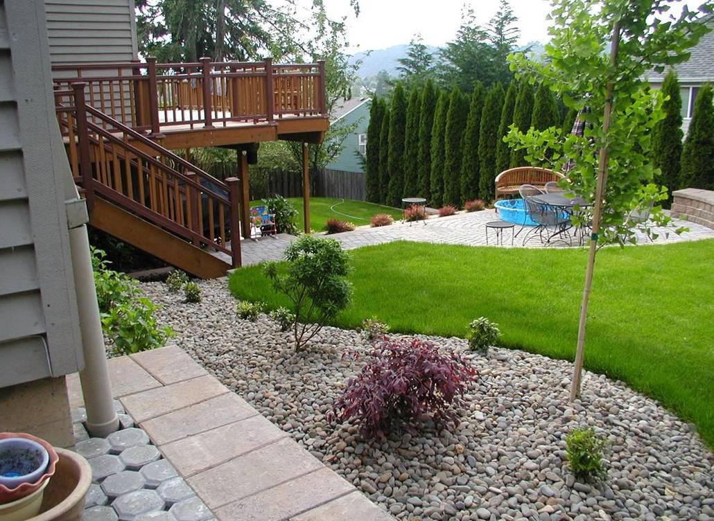 Благоустройство приусадебного участка и сада: облагораживание дачной территории, зонирование, озеленение