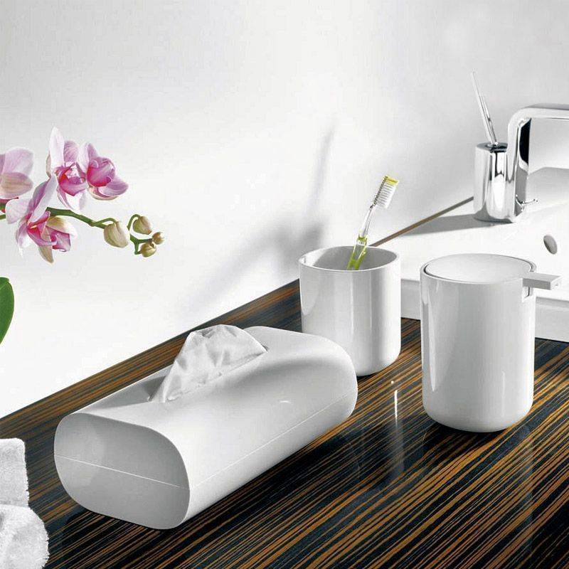 Аксессуары для ванной комнаты: лучшие идеи по обустройству уютной ванной