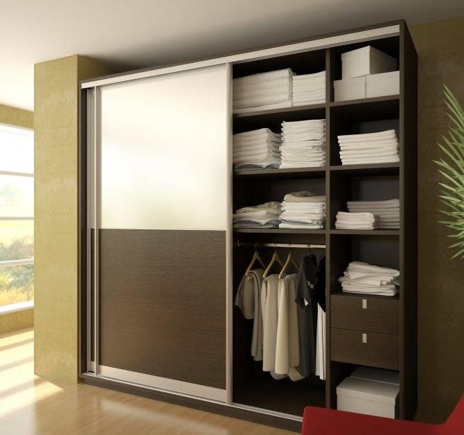 Как выбрать шкаф-купе? советы дизайнеров