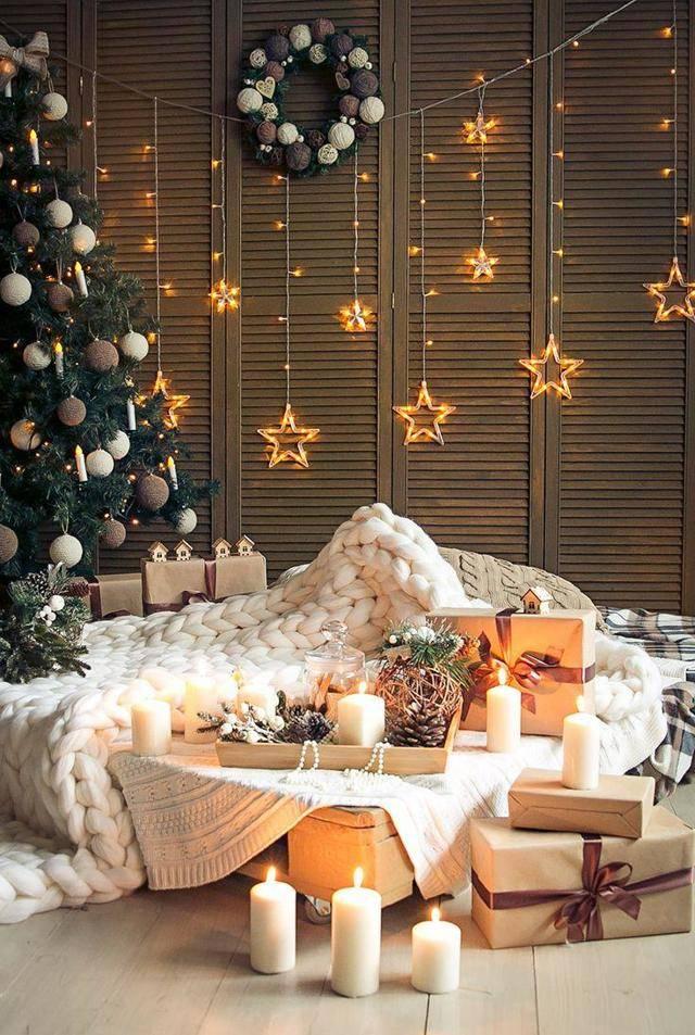 Как украсить комнату на новый год 2021 своими руками