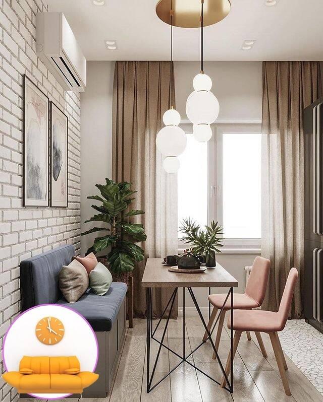 Дизайн однокомнатной квартиры 40 кв. м — интересные варианты интерьера (81 фото): проекты ремонта современных 1-комнатных квартир