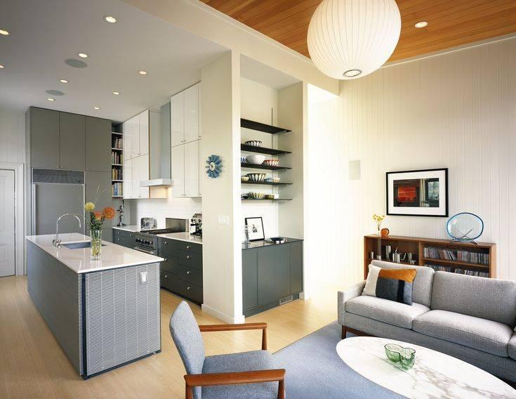 Планировка квартиры-студии: основные принципы, идеи дизайна, фото