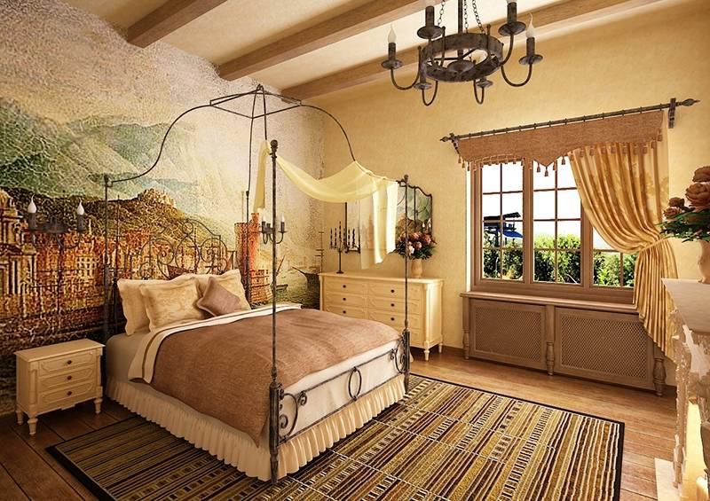 Гостеприимный испанский дом: 4 варианта стиля в интерьере