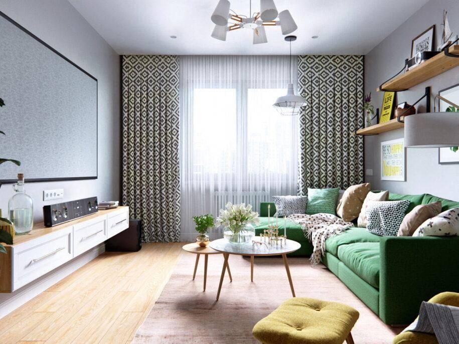 Дизайн гостиной 17 кв. м: правила оформления, зонирования, выбора стиля