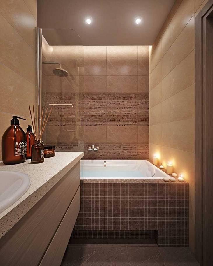 Ванная 3 кв. м. — практичные варианты дизайна и размещения сантехники, фото