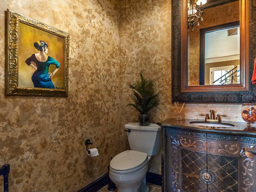 Как выбрать стиль декора интерьера ванной