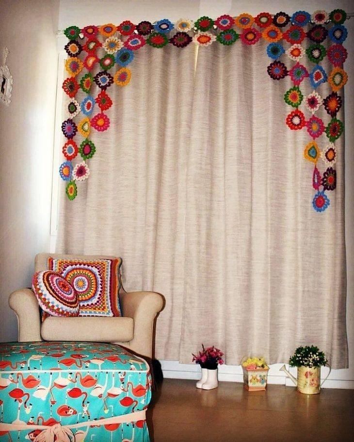 Декор штор - пошаговая инструкция как украсить и оформить шторы своими руками