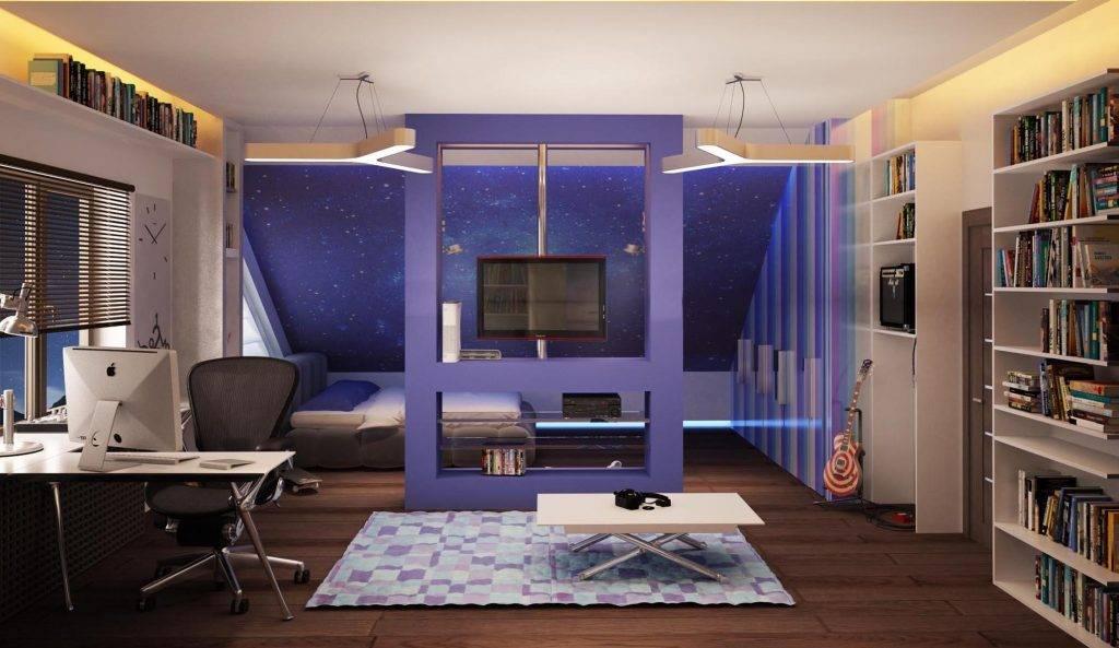 Комната для девочки подростка: дизайн интерьера - фото идеи и советы по оформлению