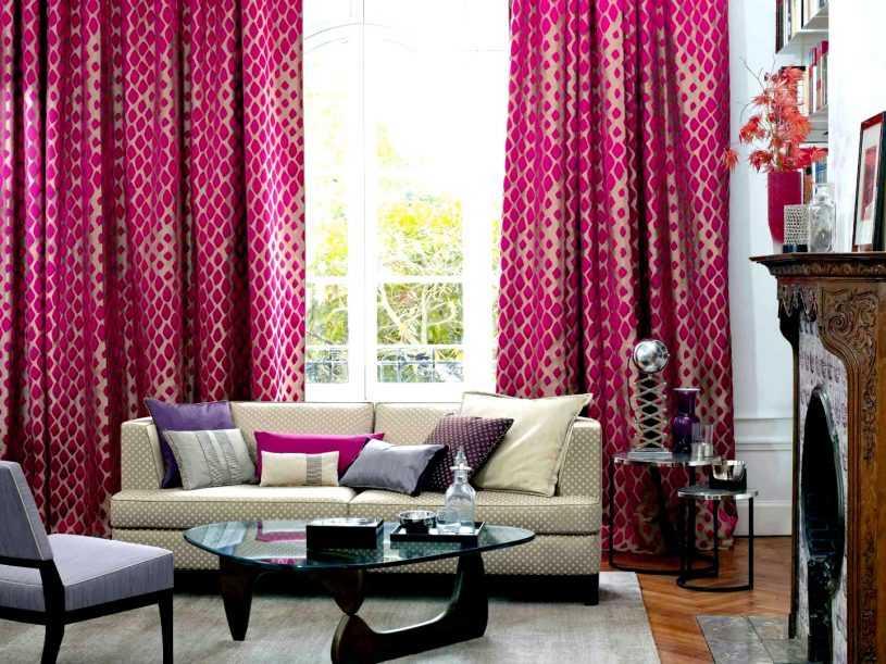 Как выбрать тюль для зала: советы по выбору ткани и дизайнерские приемы