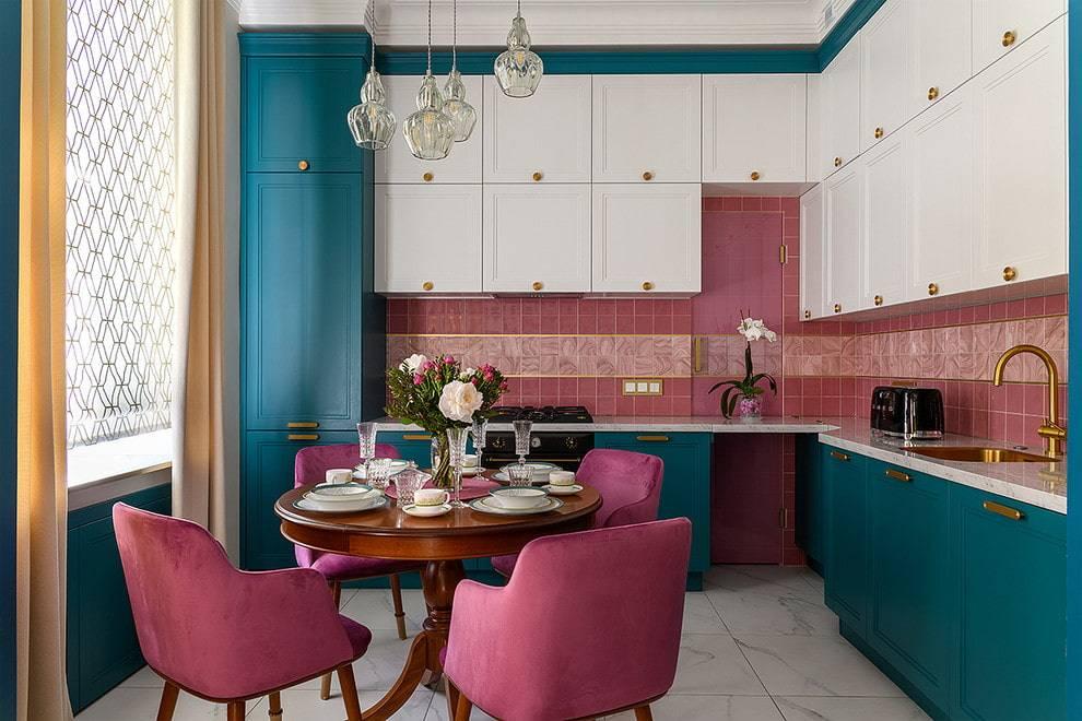 Дизайн кухни 2021: какие цвета будут модными в интерьере 2021 года? (40 фото) | современные и модные кухни
