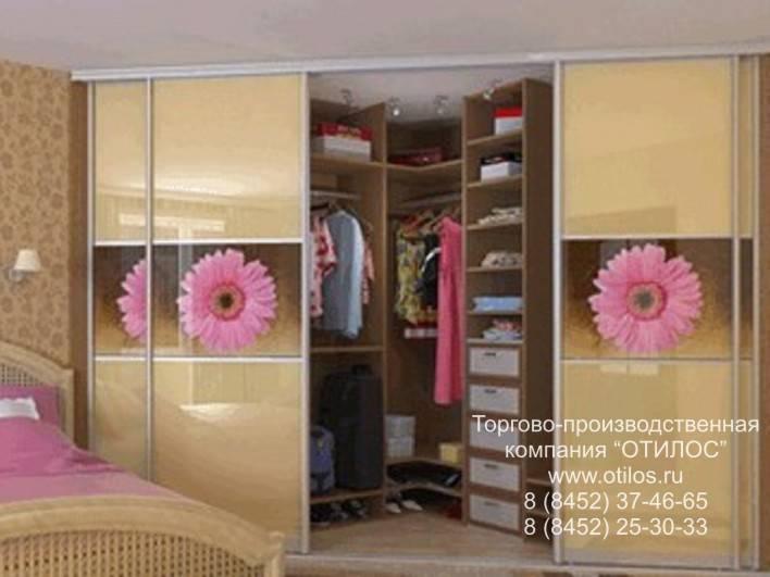 Примеры выбора углового шкафа для детской комнаты