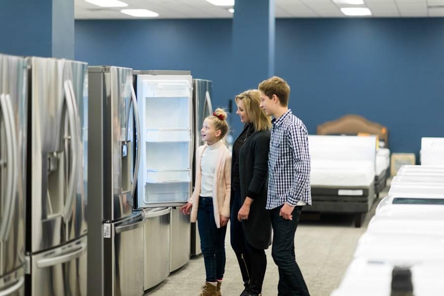 20 лучших встраиваемых холодильников